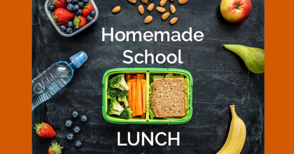 Homemade School Lunch