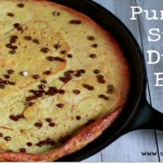Grain Free Pumpkin Spice Dutch Baby