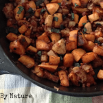 Sweet Potato Apple Pancetta Hash - www.ohlardy.com