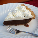 Chocolate Cream Pie - www.ohlardy.com