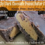 Dark Chocolate Peanut Butter Cups - www.ohlardy.com