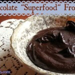 Chocolate Superfood Frosting - www.ohlardy.com