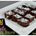 Nutty Chocolate Coconut Bars - www.ohlardy.com