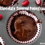 Chocolate Covered Pomegranate - www.ohlardy.com