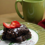 Chocolatey Zucchini Brownies - www.ohlardy.com