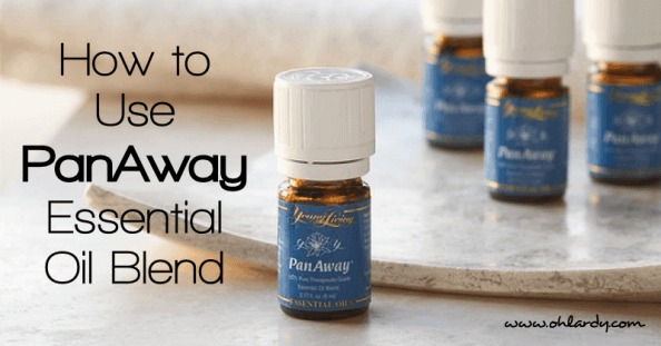How to Use PanAway Essential Oil