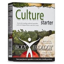 Body Ecology Culture Starter