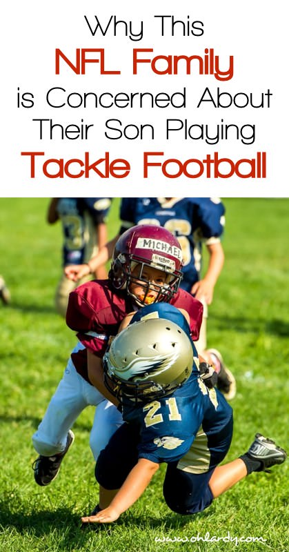 Should Kids Play Tackle Football