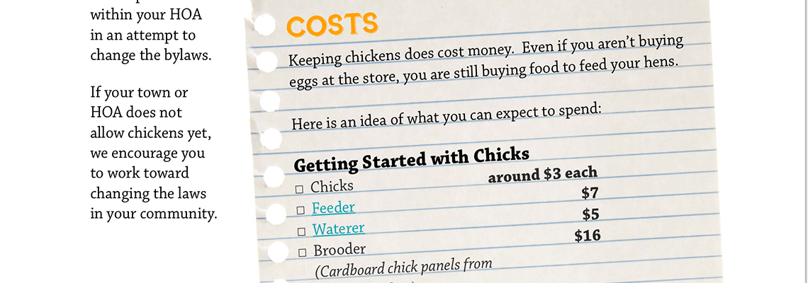 Backyard Chickens ebook Preview 2