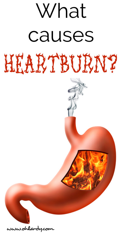 how to get rid of heartburn for good