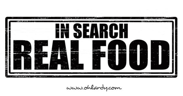Real Food for Real People - ohlardy.com