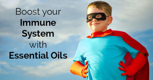 Boost your immune system with Essential Oils - ohlardy.com