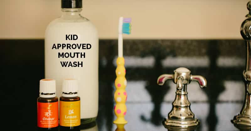 kid approved mouthwash recipe - ohlardy.com