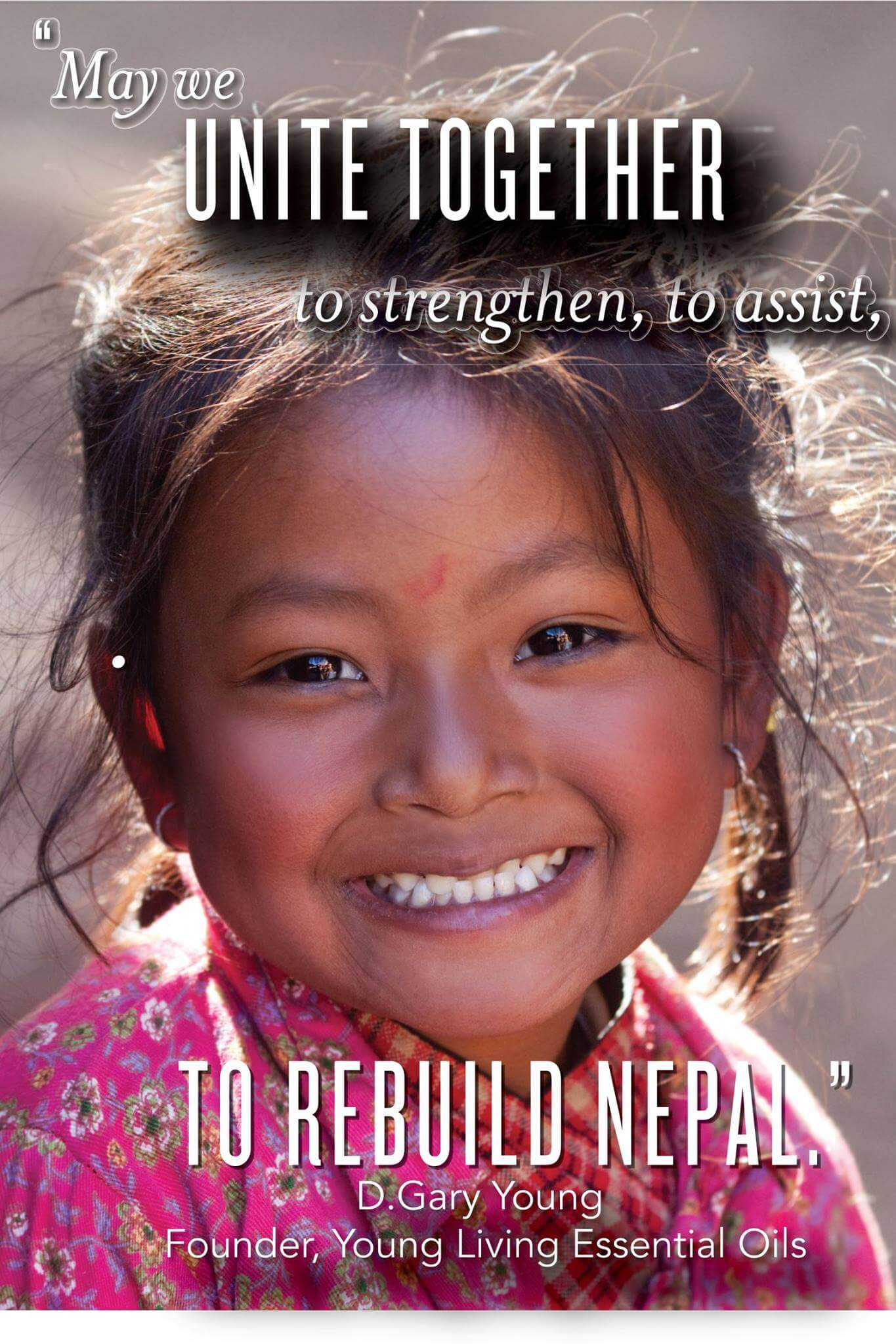 Rebuild Nepal - Oh Lardy's Spring Giving Project
