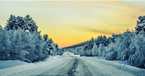 Winter Road Trips - How to Be Safe On Your Trips