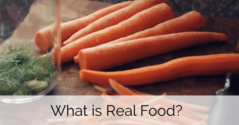 What is Real Food?  - www.ohlardy.com