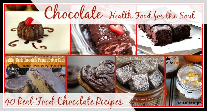 Chocolate - Health Food for the Soul - www.ohlardy.com