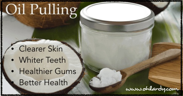 What is Oil Pulling? - www.ohlardy.com