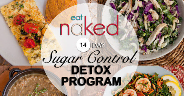 Sugar Detox with Eat Naked Now - www.ohlardy.com