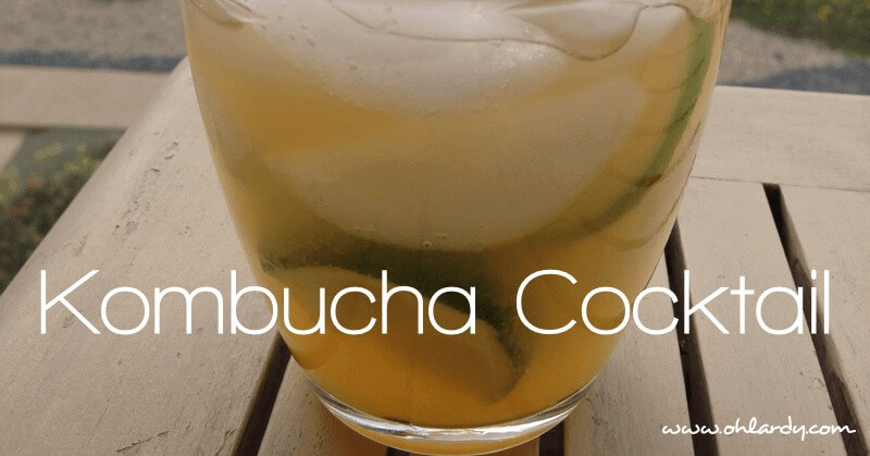 Kombucha Cocktail