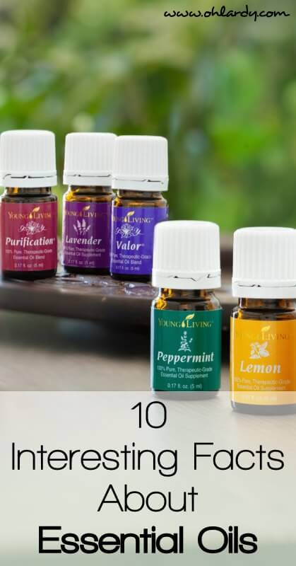 Learn more about essential oils and Young Living here! - www.ohlardy.com