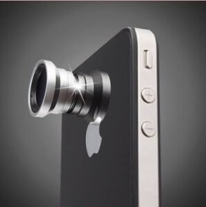 Magnetic Lens for iPad