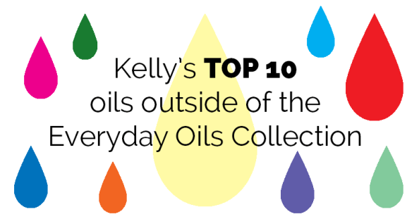 Kelly's top 10 oils