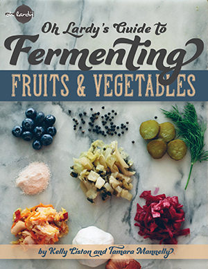 Fermenting Fruits and Vegtables