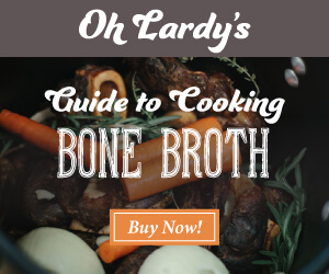 Oh Lardy's Guide to Bone Broth