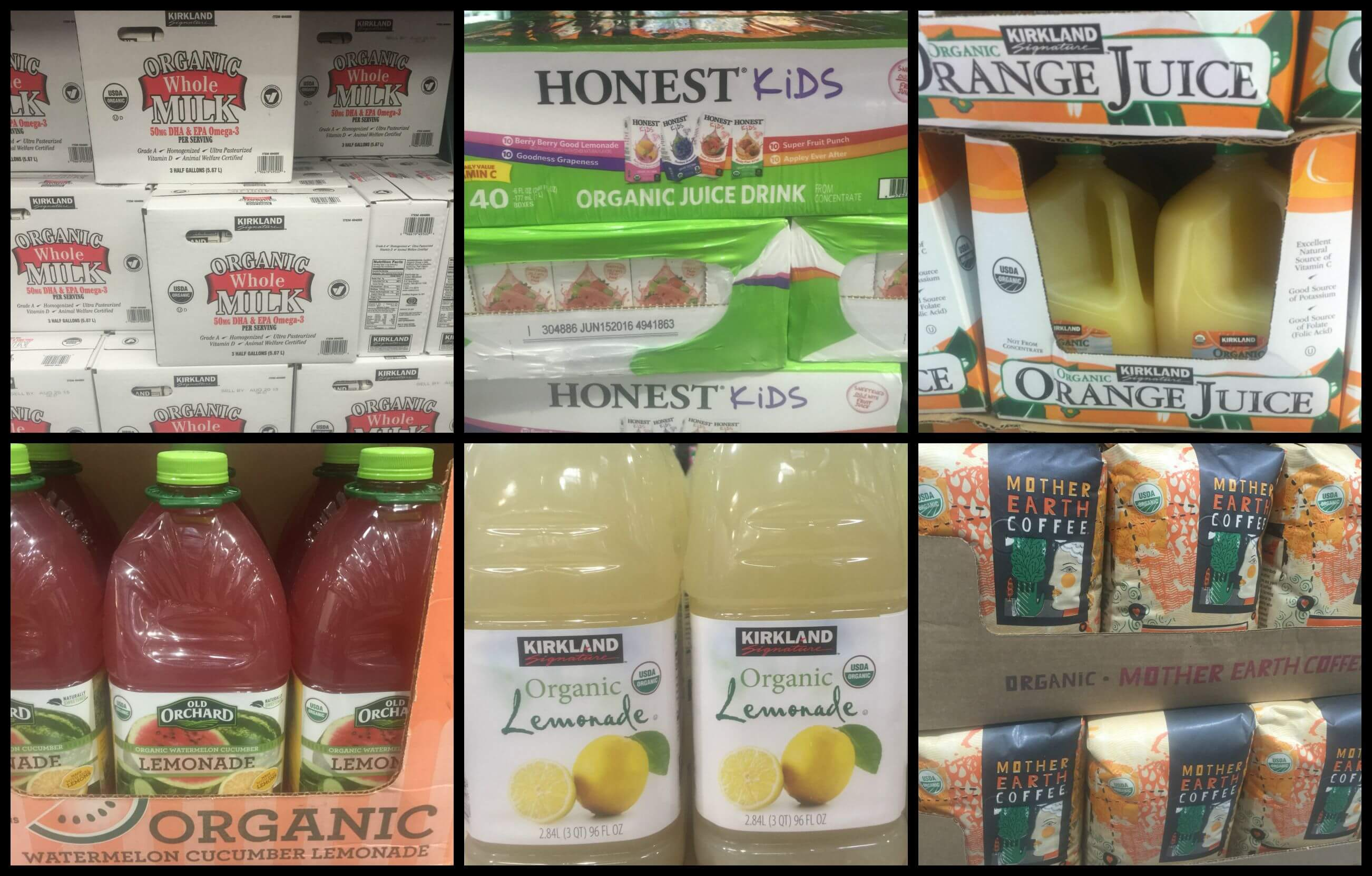 80 Foods To Buy Organic At Costco Oh Lardy