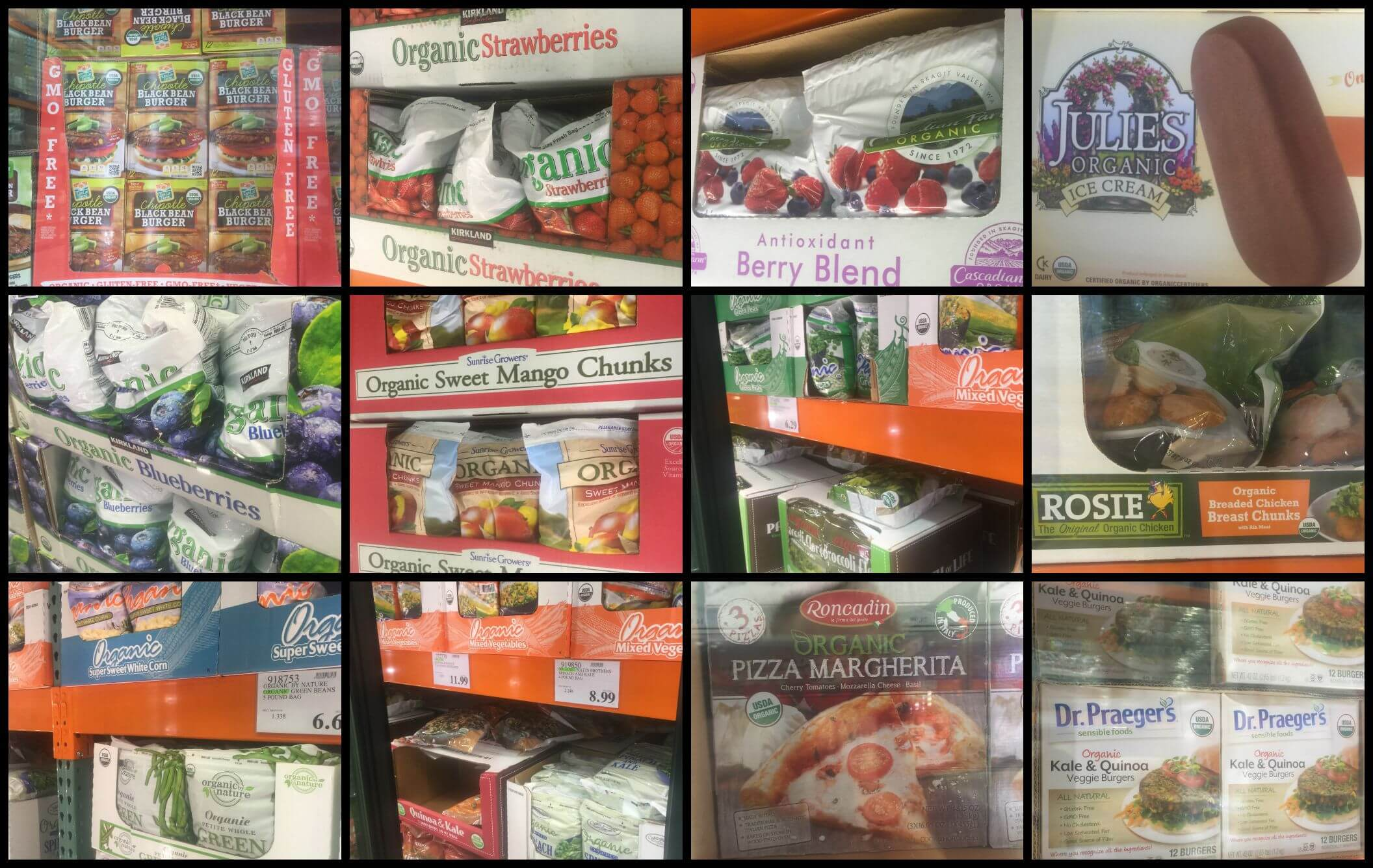 80+ Foods to Buy Organic at Costco - Oh Lardy
