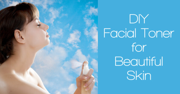 Make your own nourishing homemade facial toner with simple, non-toxic ingredients!