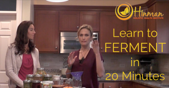 Learn to Ferment in 20 Minutes