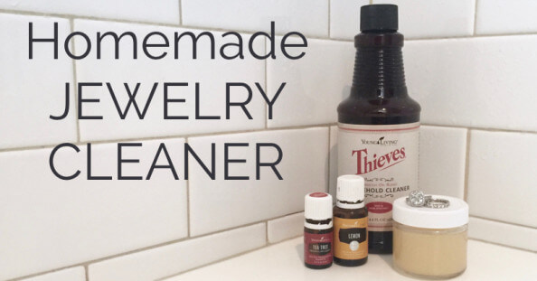 Homemade Jewelry Cleaner -