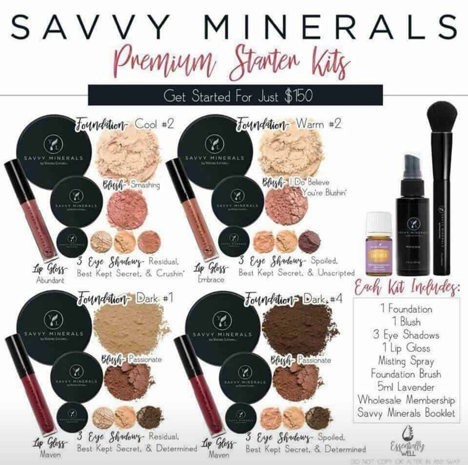 How to Buy Savvy Minerals Makeup - Oh Lardy
