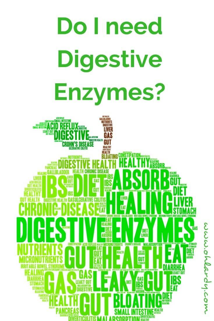 Do I Need Digestive Enzymes