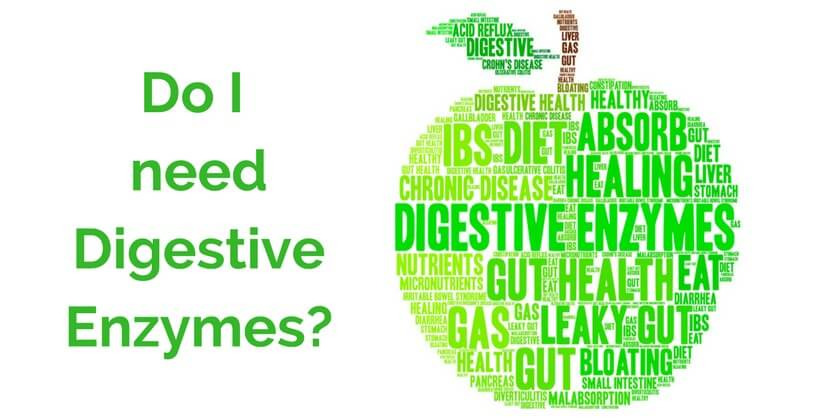 List Of Foods That Have Digestive Enzymes